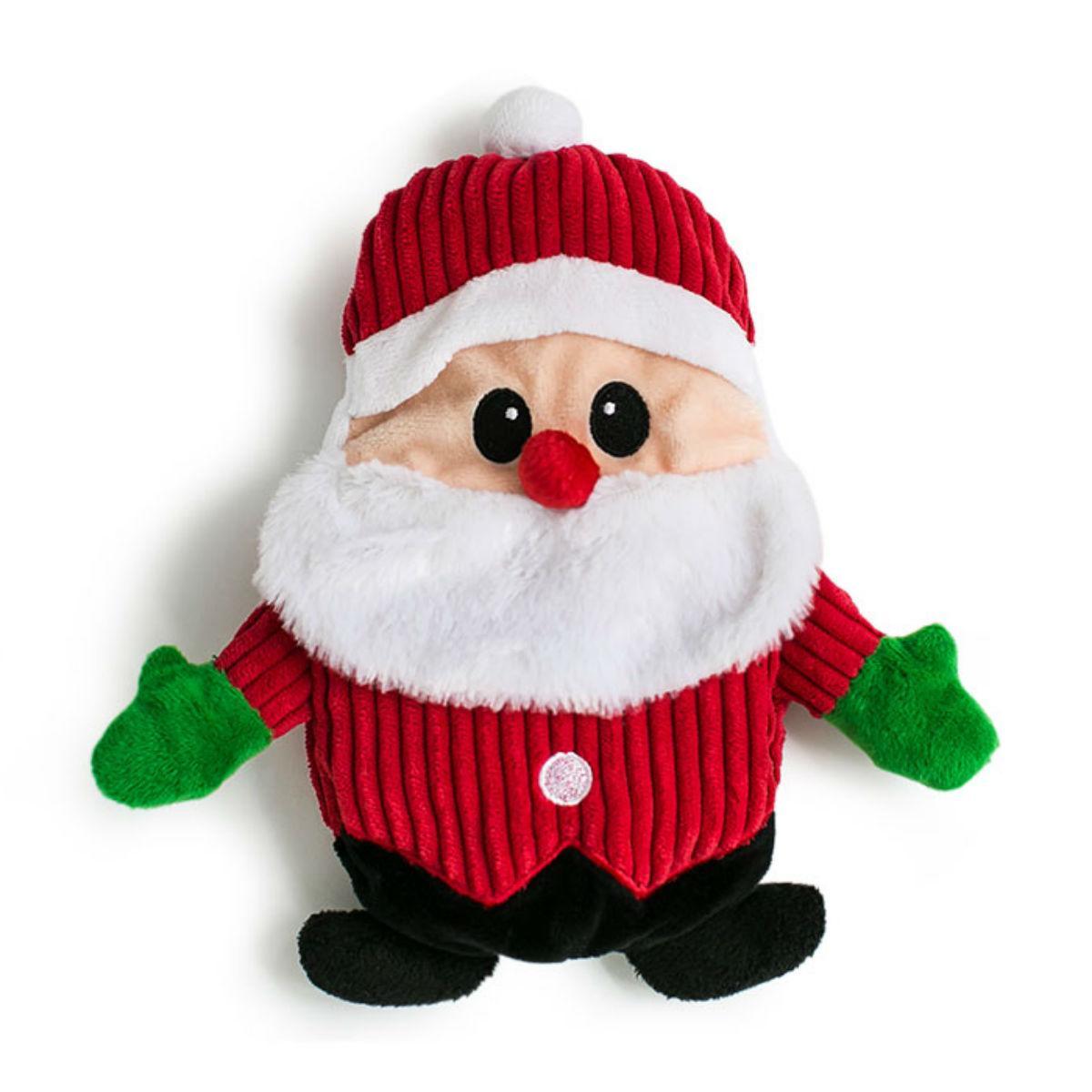 Hatchables X-Mas Dog Toy - Santa/ Ornament
