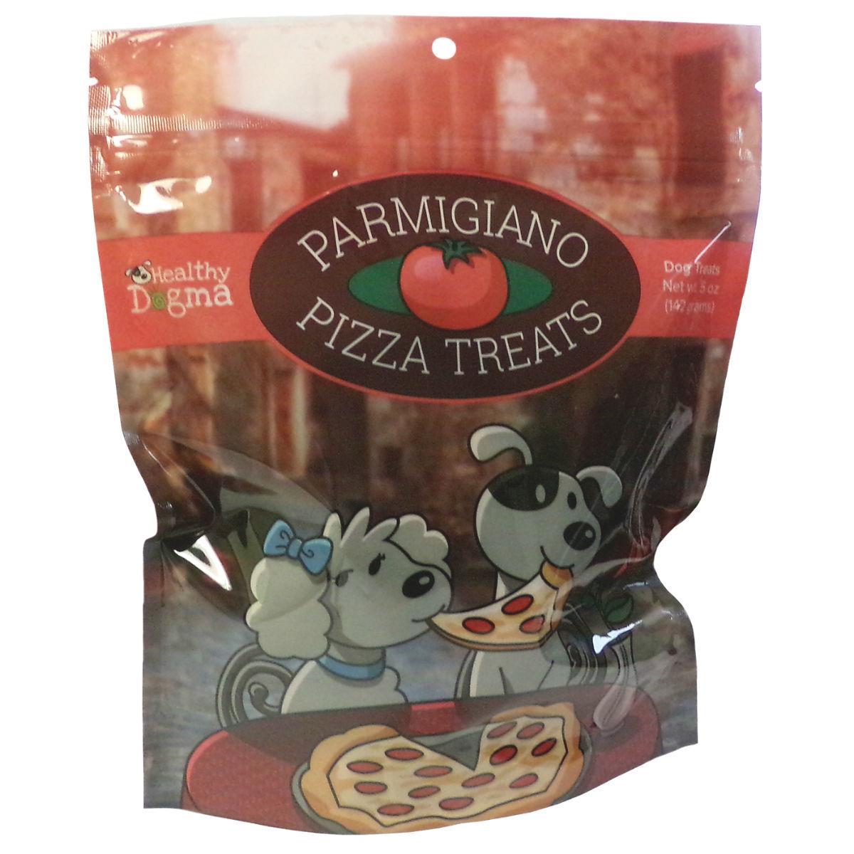 Healthy Dogma Parmigiano Pizza Dog Treat