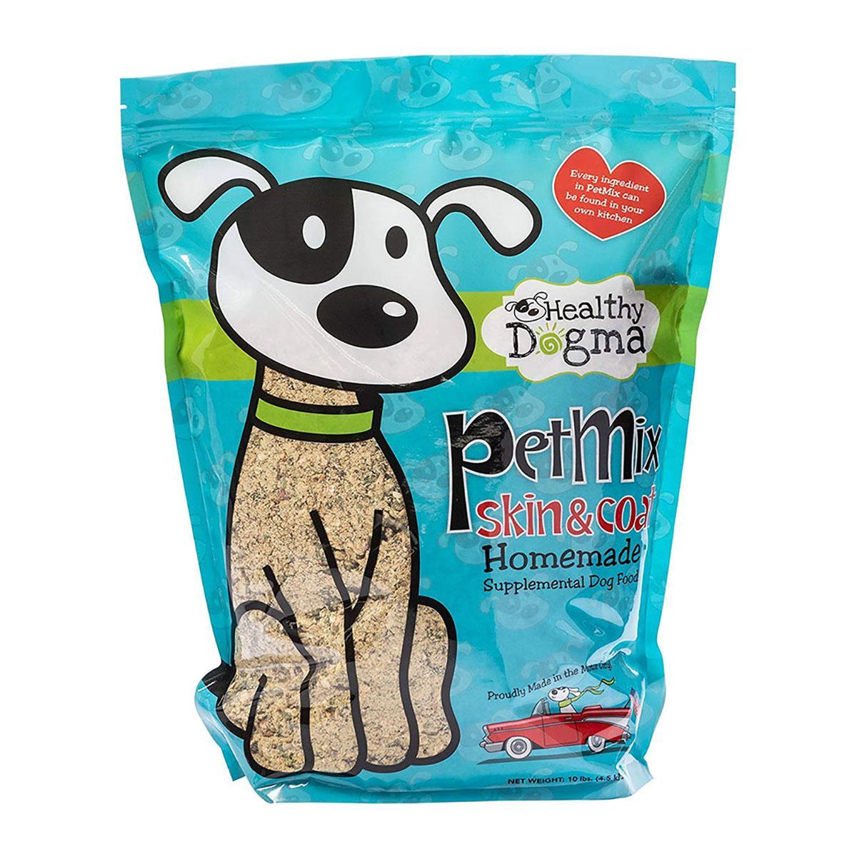 Healthy Dogma PetMix Skin & Coat Natural Homemade Dog Food Mixer