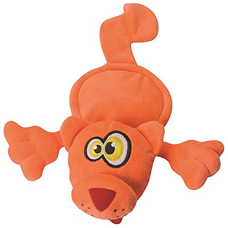 Hear Doggy Flat Dog Toy - Cat