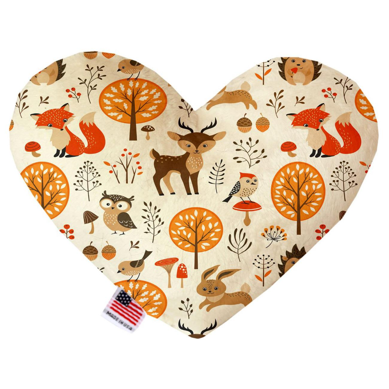 Heart Dog Toy - Fox and Friends