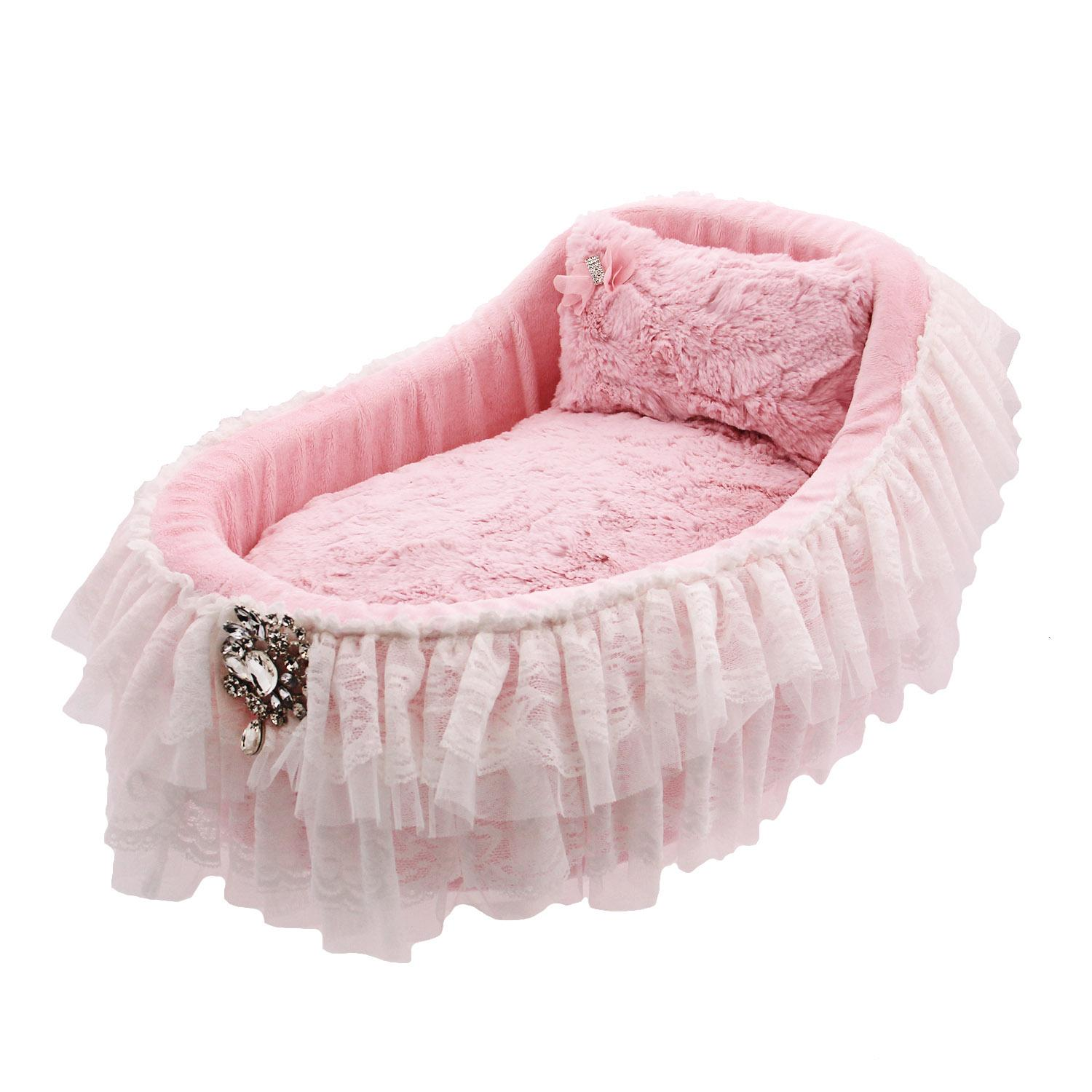 Hello Doggie Crib Collection Pet Bed - Baby Doll