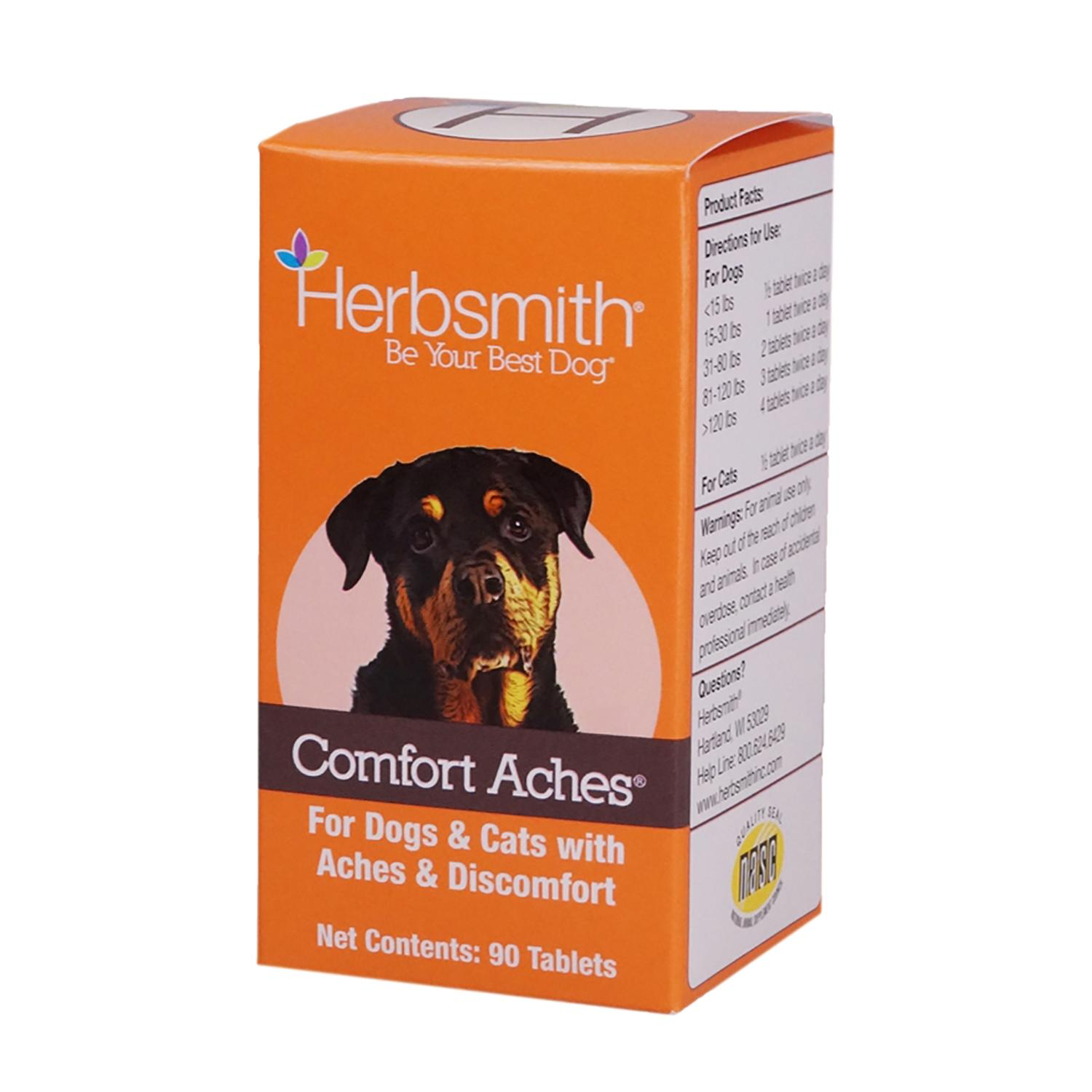 Herbsmith Comfort Aches Pet Supplement