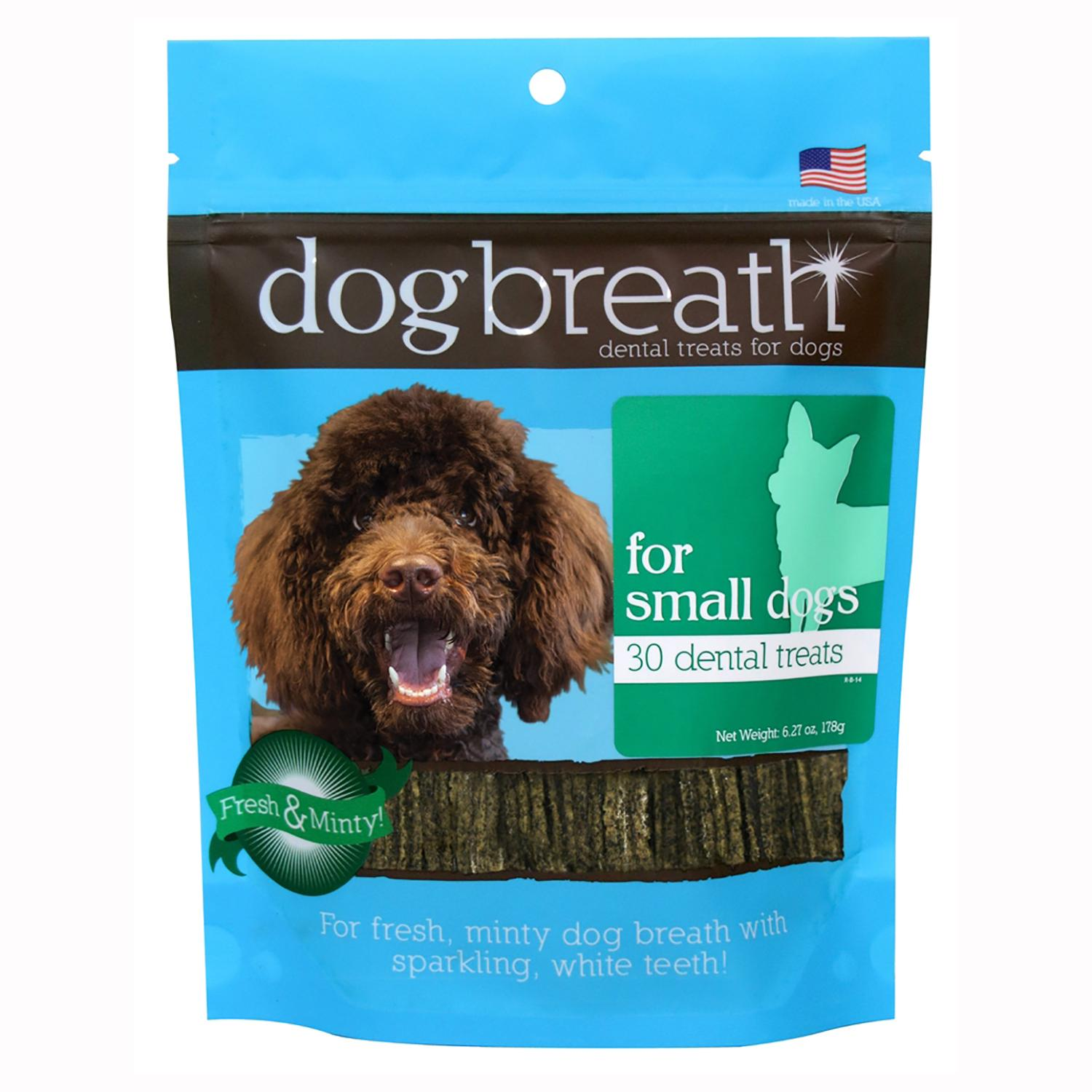 Herbsmith Dog Breath Dental Dog Treats