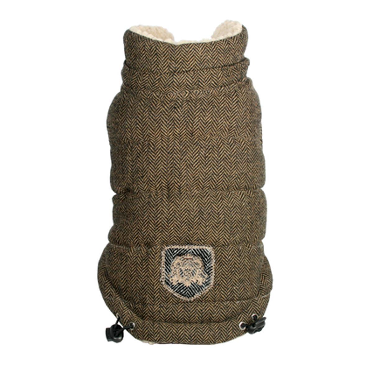 Herringbone Dog Vest by Hip Doggie