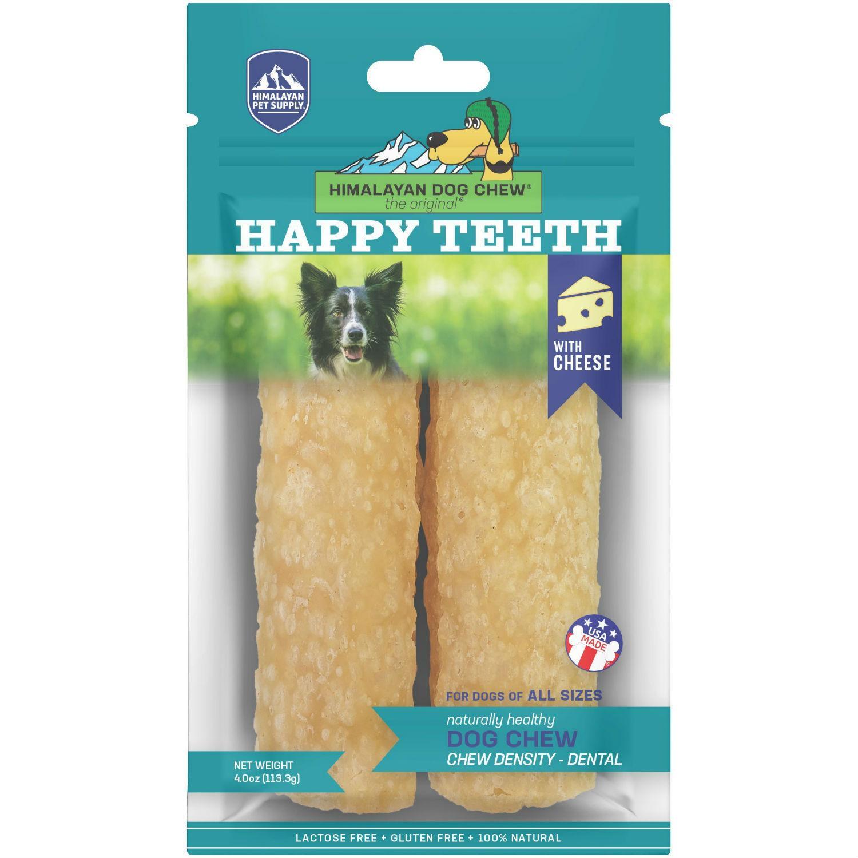 Himalayan Happy Teeth Dog Treat - Cheese