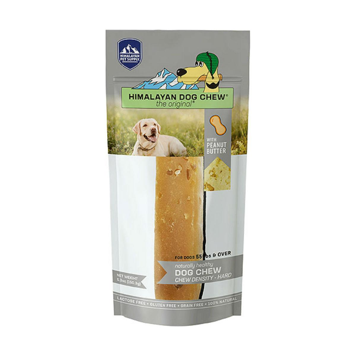 Himalayan Long-Lasting Dog Chews - Peanut Butter