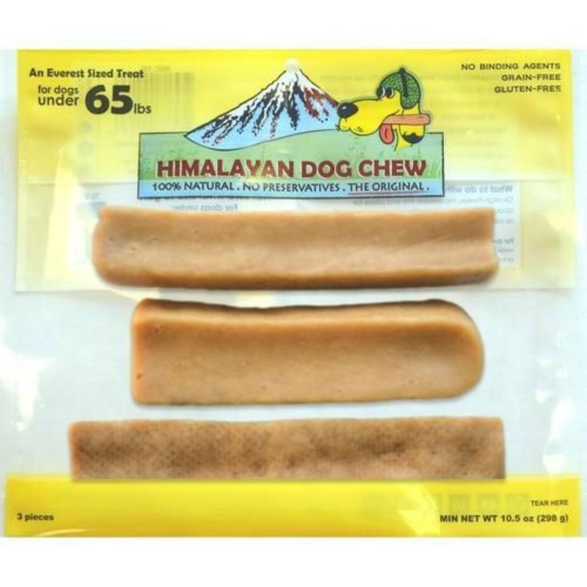 Himalayan Long-Lasting Dog Chews - Original Cheese Mixed Bulk Pack