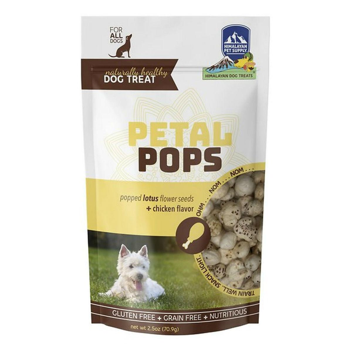 Himalayan Petal Pops Dog Treat - Chicken