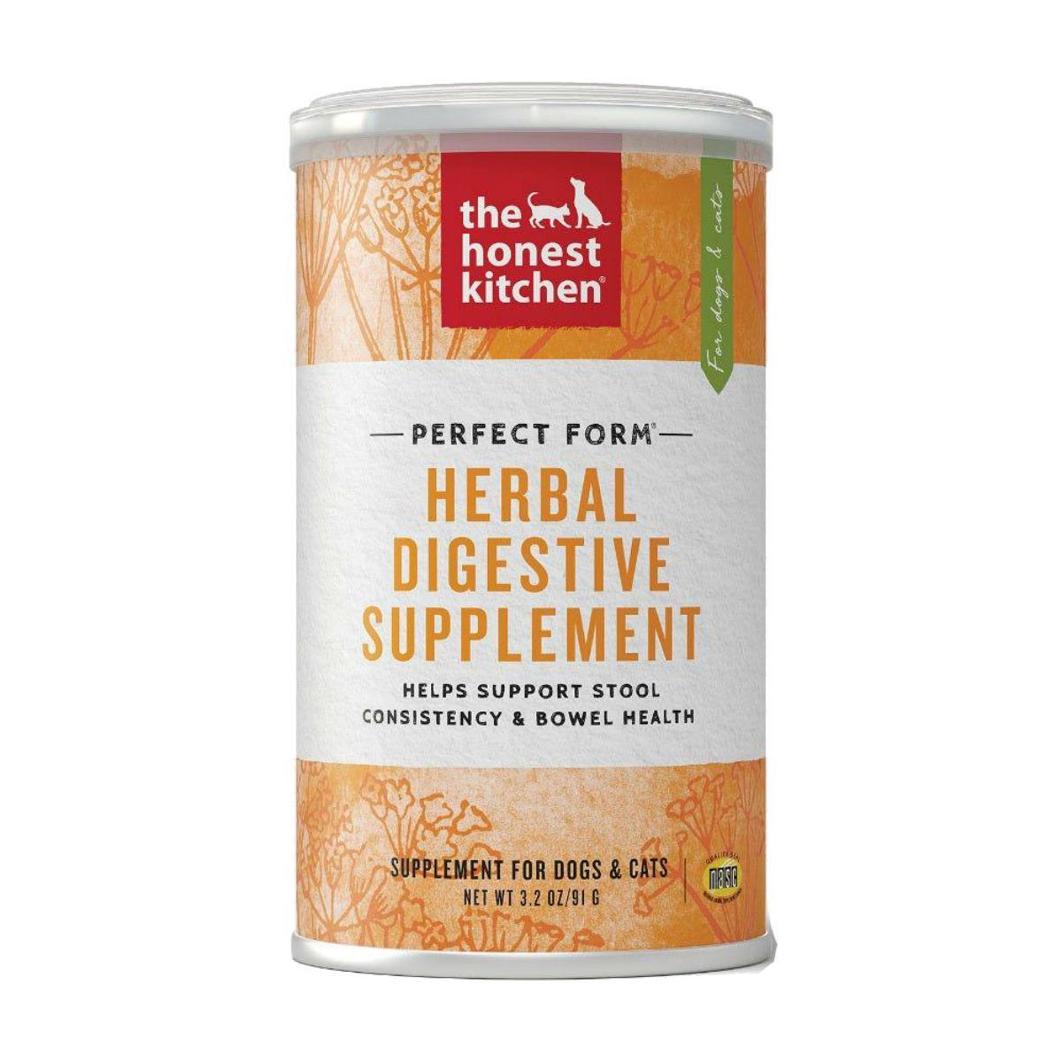 The Honest Kitchen Perfect Form Nutritional Pet Supplement