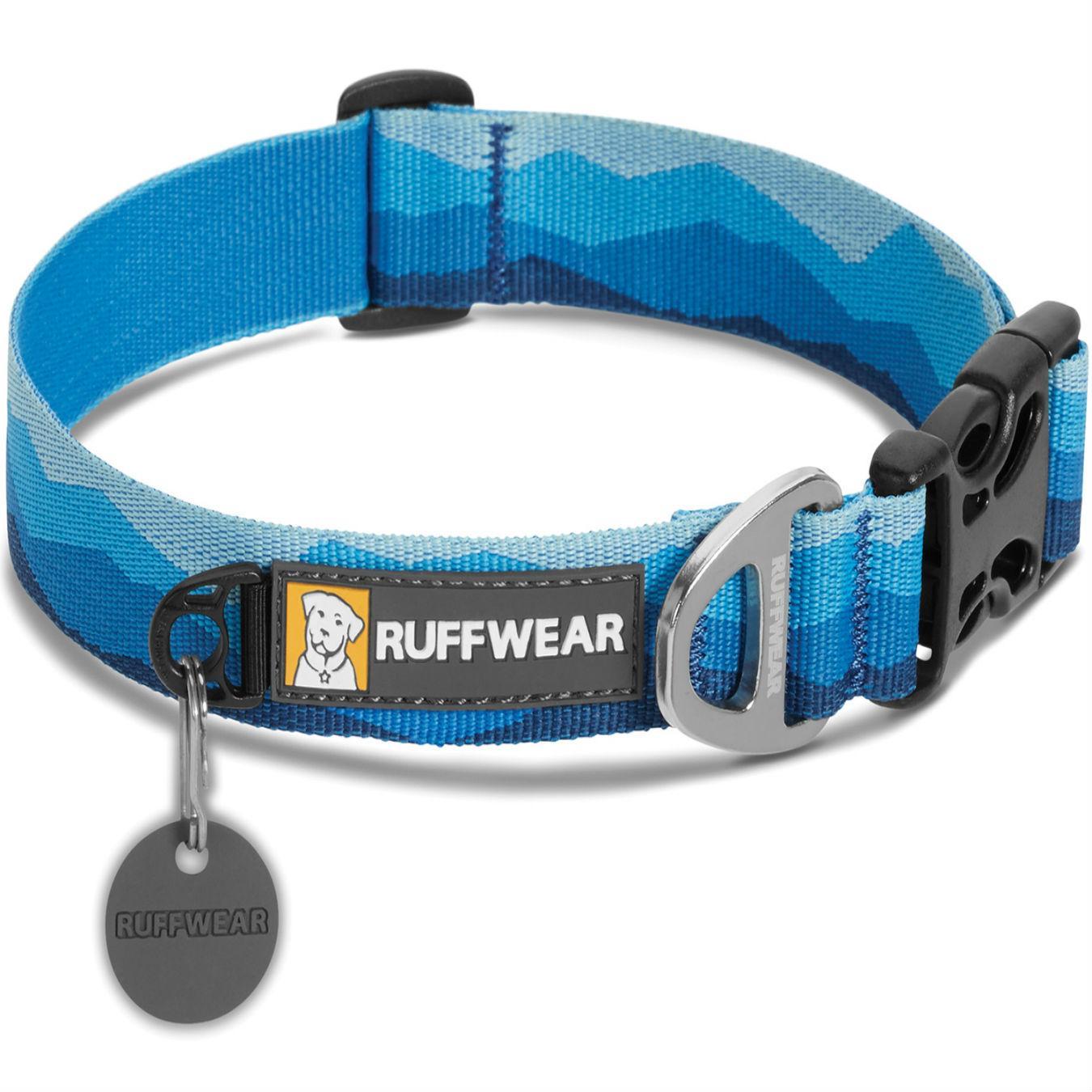 Hoopie Dog Collar by RuffWear - Blue Mountains