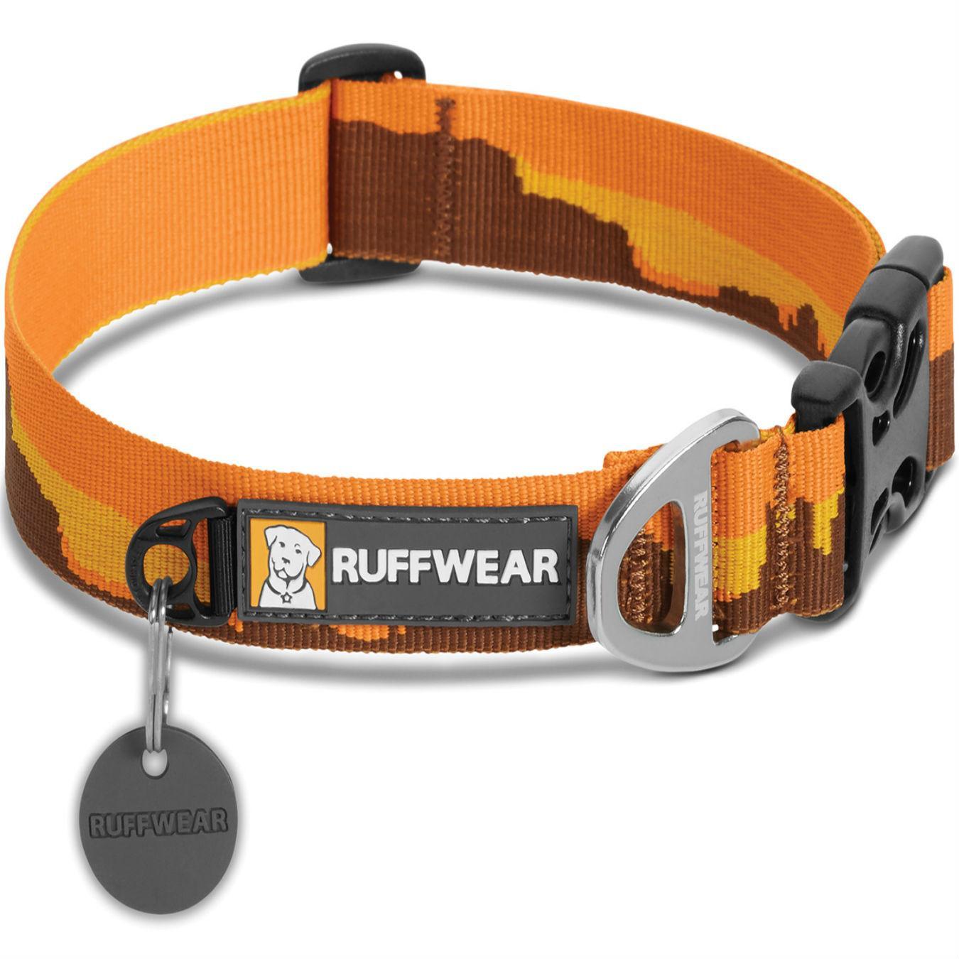 Hoopie Dog Collar by RuffWear - Monument Valley