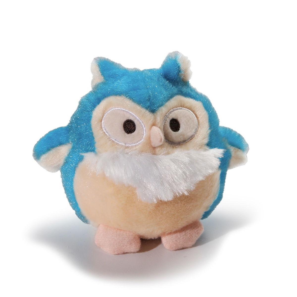 Charming Pet Howling Hoots Dog Toy - Blue