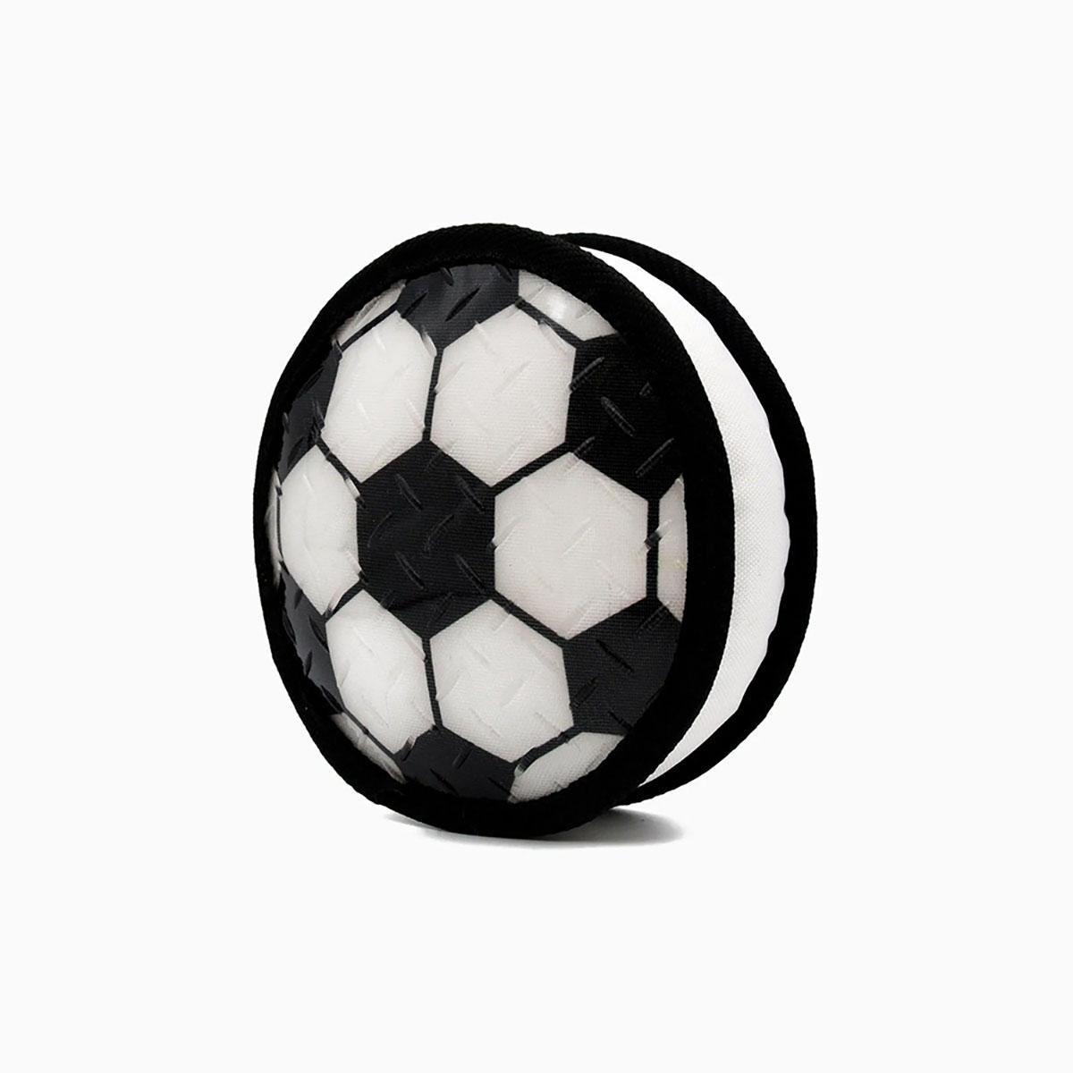HugSmart Sport Pawz Dura Guard Dog Toy - Soccer Ball