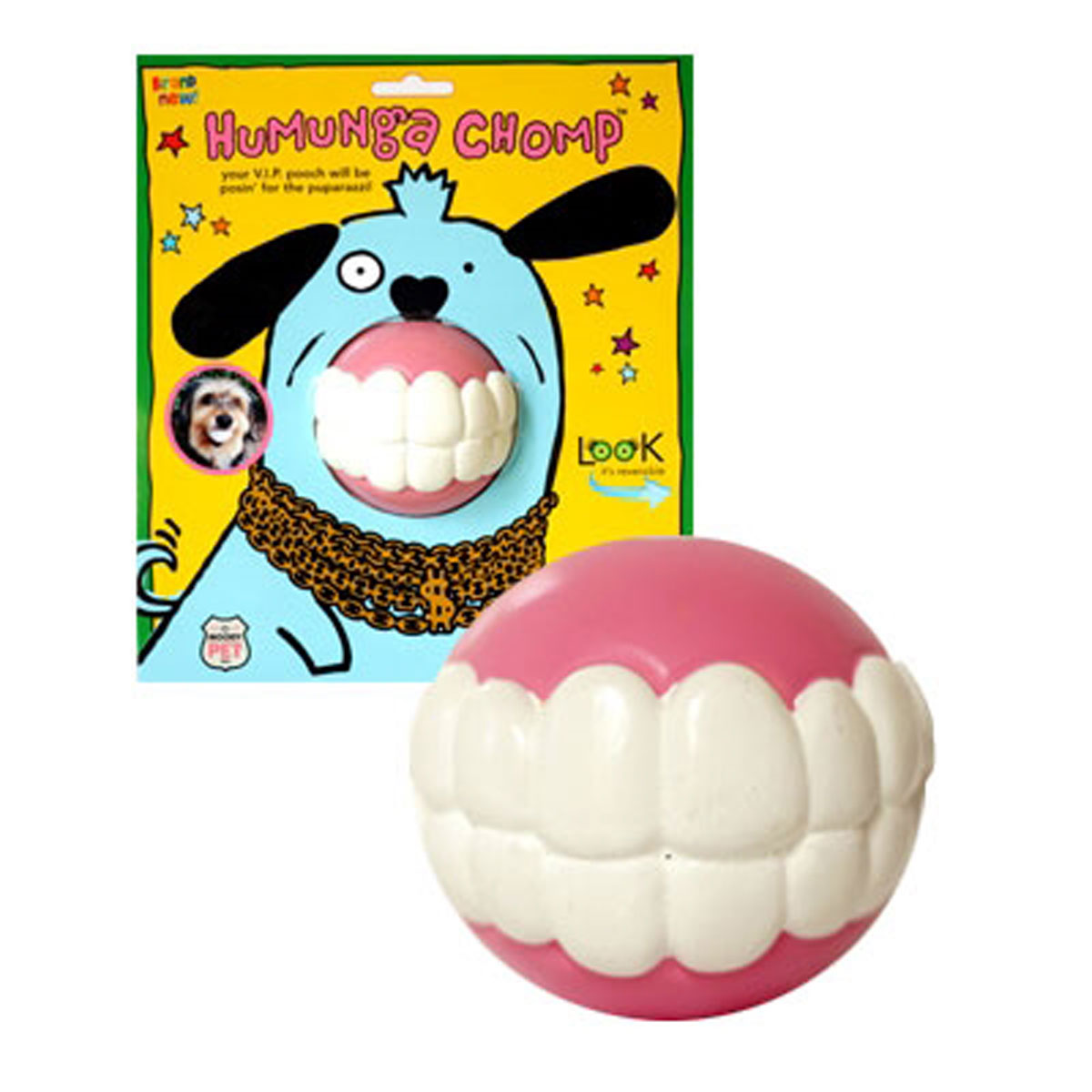 Humunga Chomp Dog Toy
