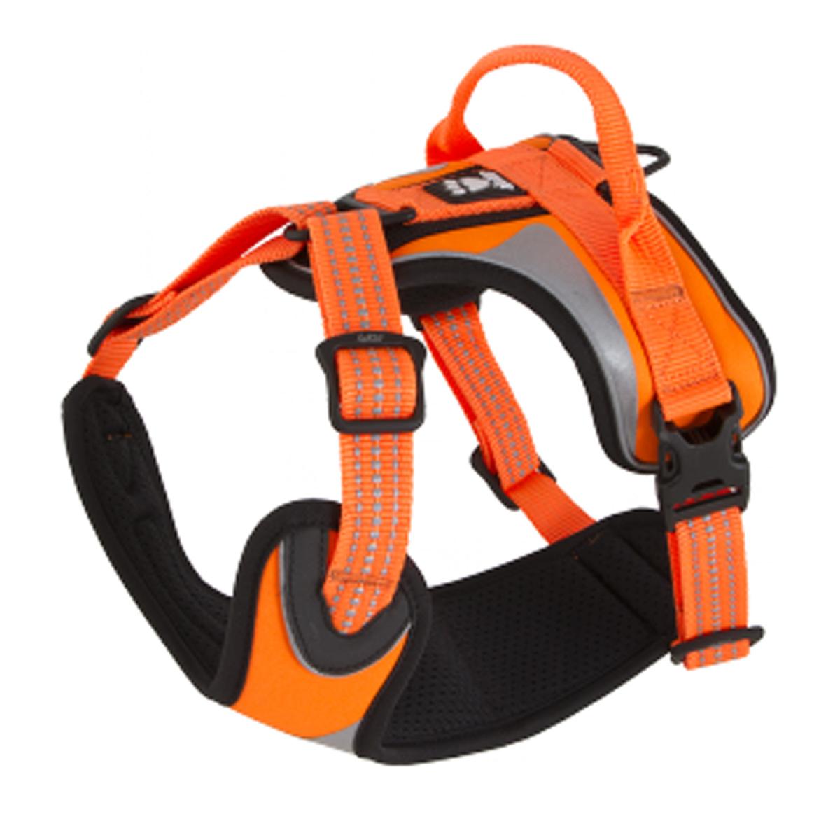 hurtta active dazzle dog harness orange 2833 hurtta active dazzle dog harness orange baxterboo