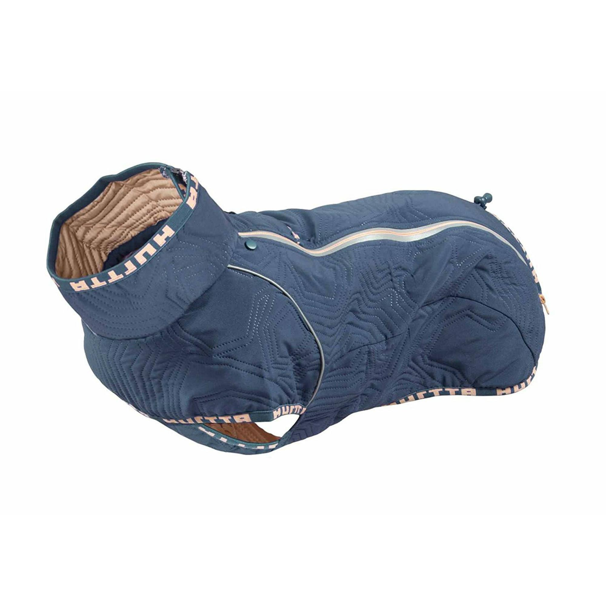 Hurtta Casual Quilted Dog Jacket - River