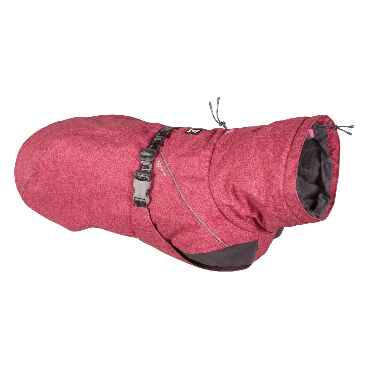 Hurtta Expedition Dog Parka - Beetroot