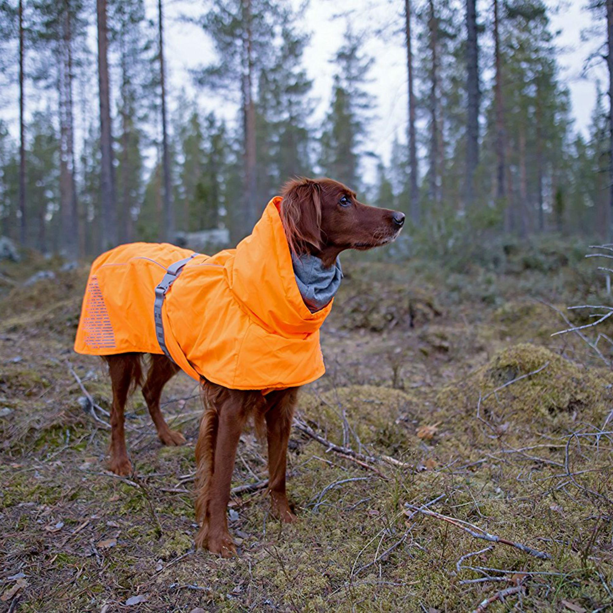 Hurtta Extreme Warmer Dog Coat - Orange