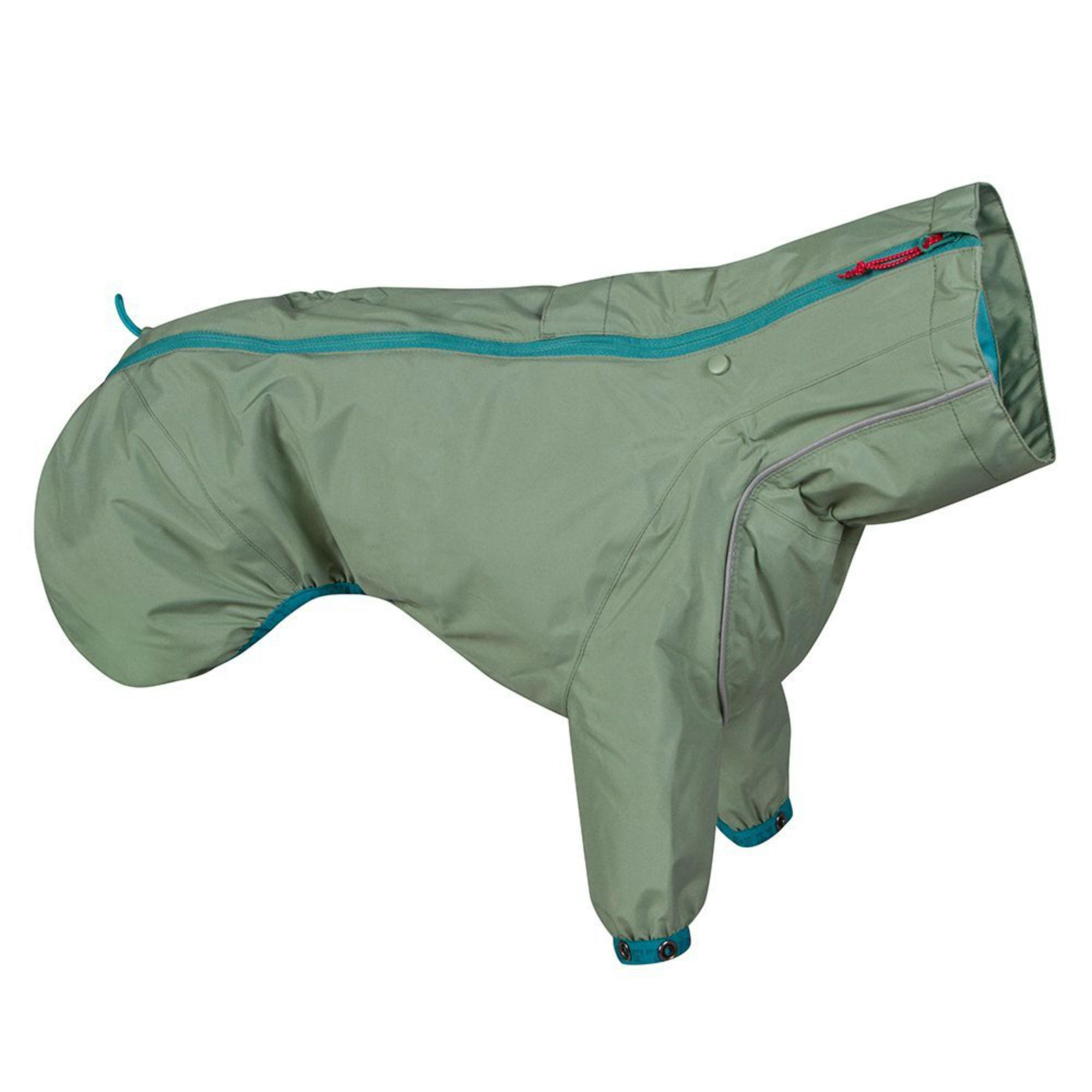 Hurtta Rain Blocker ECO Dog Coat - Hedge