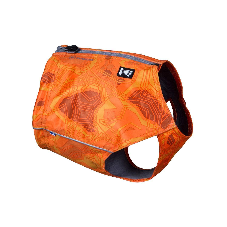 Hurtta Ranger Bug Blocker Dog Vest - Orange Camo