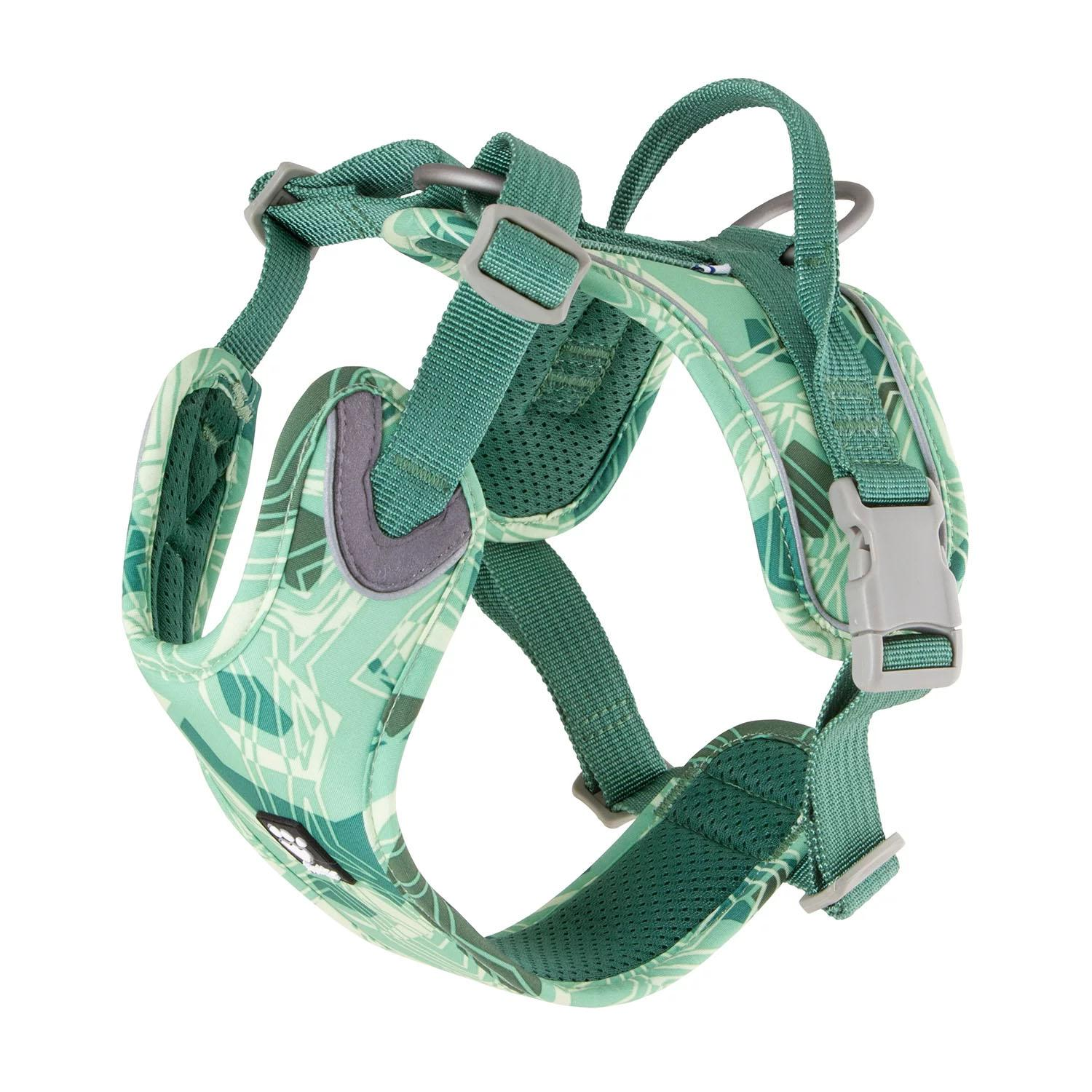 Hurtta Weekend Warrior Dog Harness - Park Camo