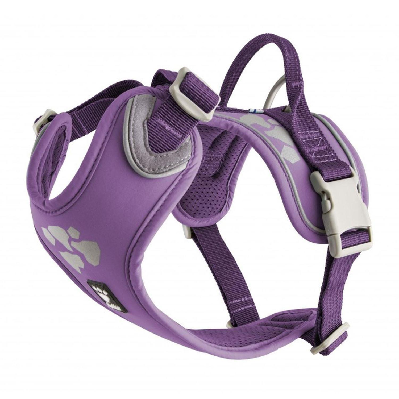 Hurtta Weekend Warrior Dog Harness - Currant