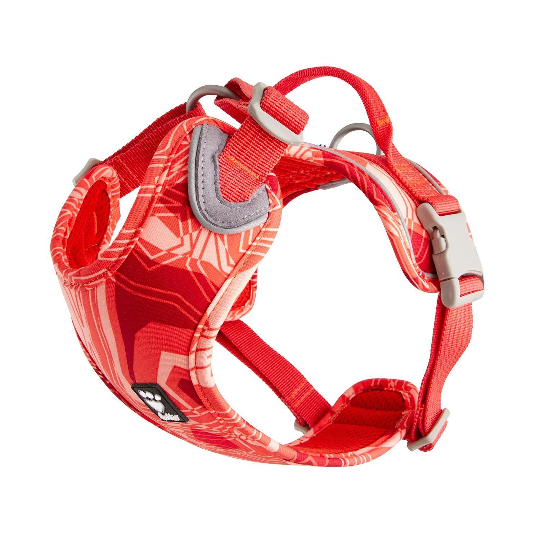 Hurtta Weekend Warrior Dog Harness - Coral Camo