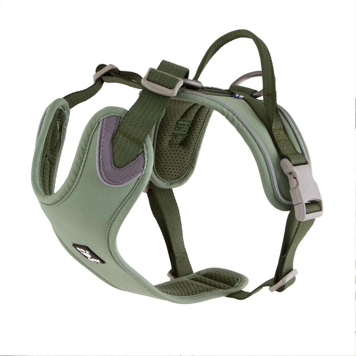 Hurtta Weekend Warrior ECO Dog Harness - Hedge