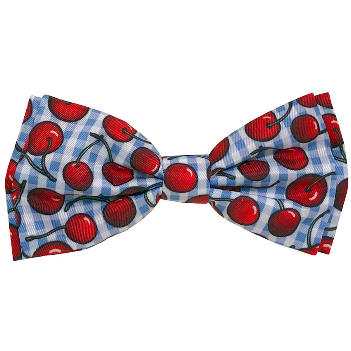 Huxley & Kent Dog and Cat Bow Tie Collar Attachment - American Pie