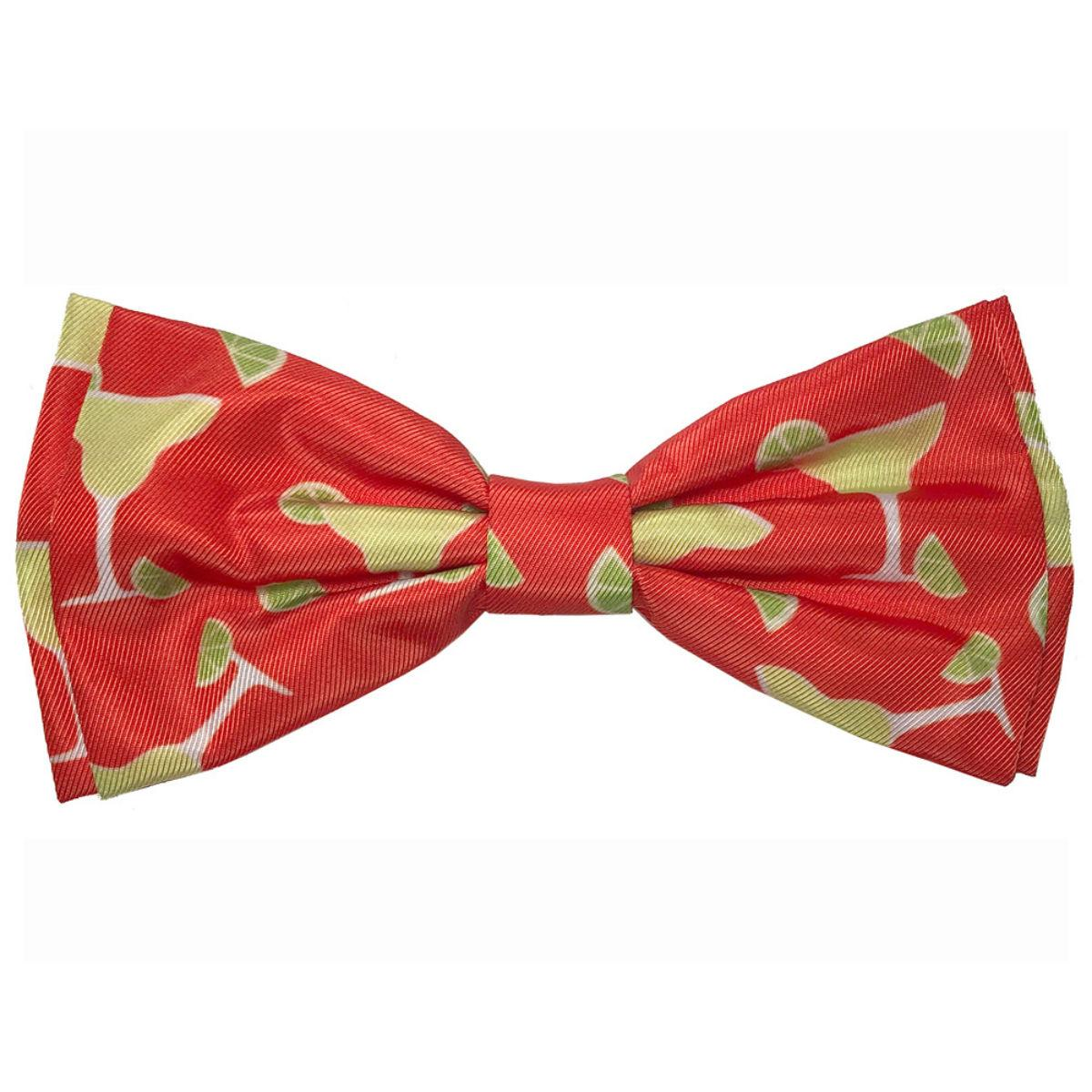 Huxley & Kent Dog and Cat Bow Tie Collar Attachment - Margarita