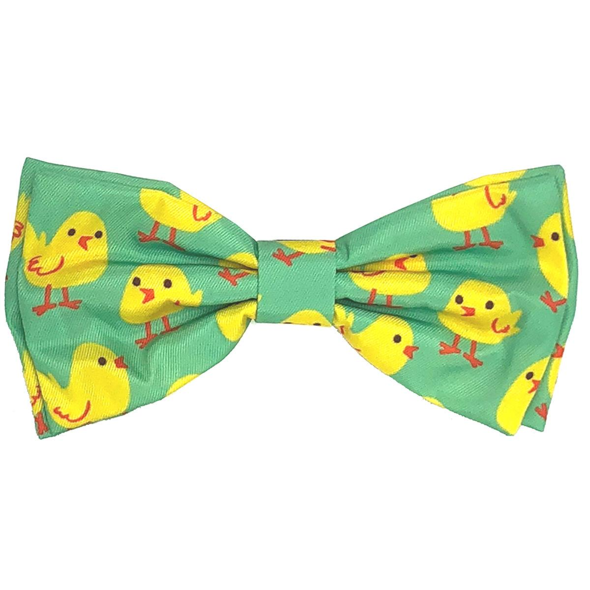 Huxley & Kent Dog and Cat Bow Tie Collar Attachment - Chicks
