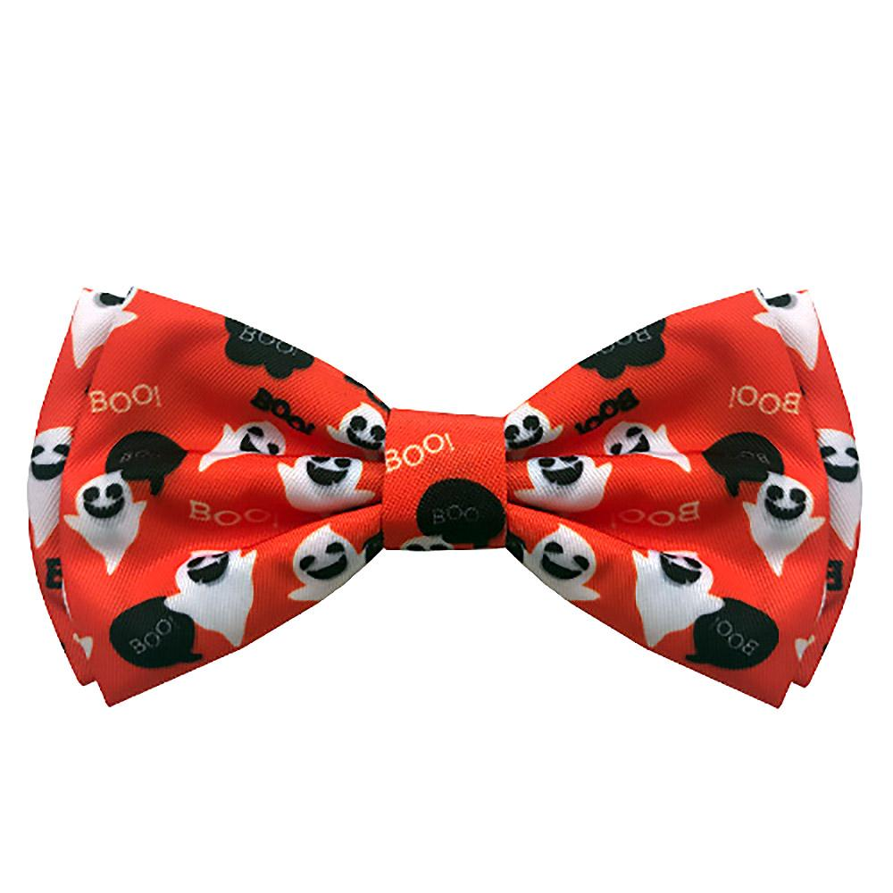 Huxley & Kent Halloween Dog Bow Tie Collar Attachment - Ghostbusters