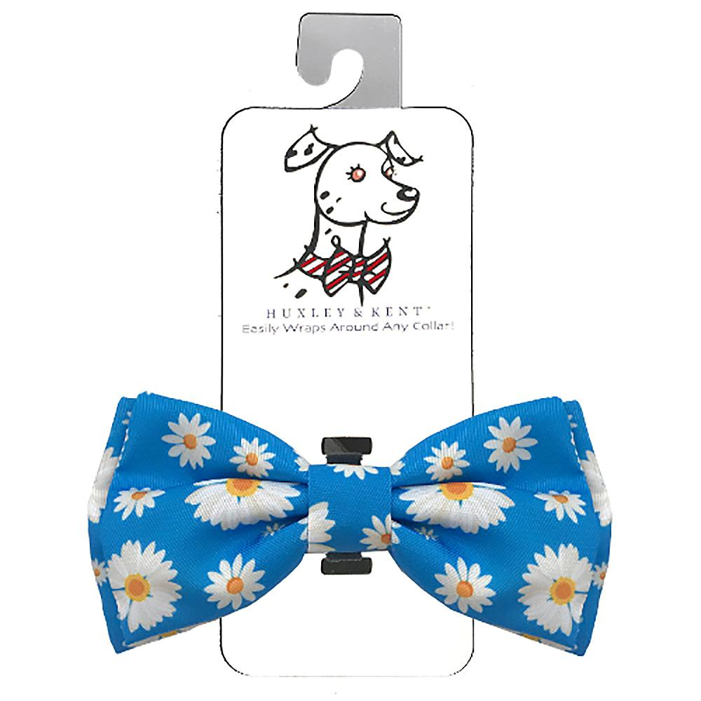 Huxley & Kent Dog and Cat Bow Tie Collar Attachment - Flower Child
