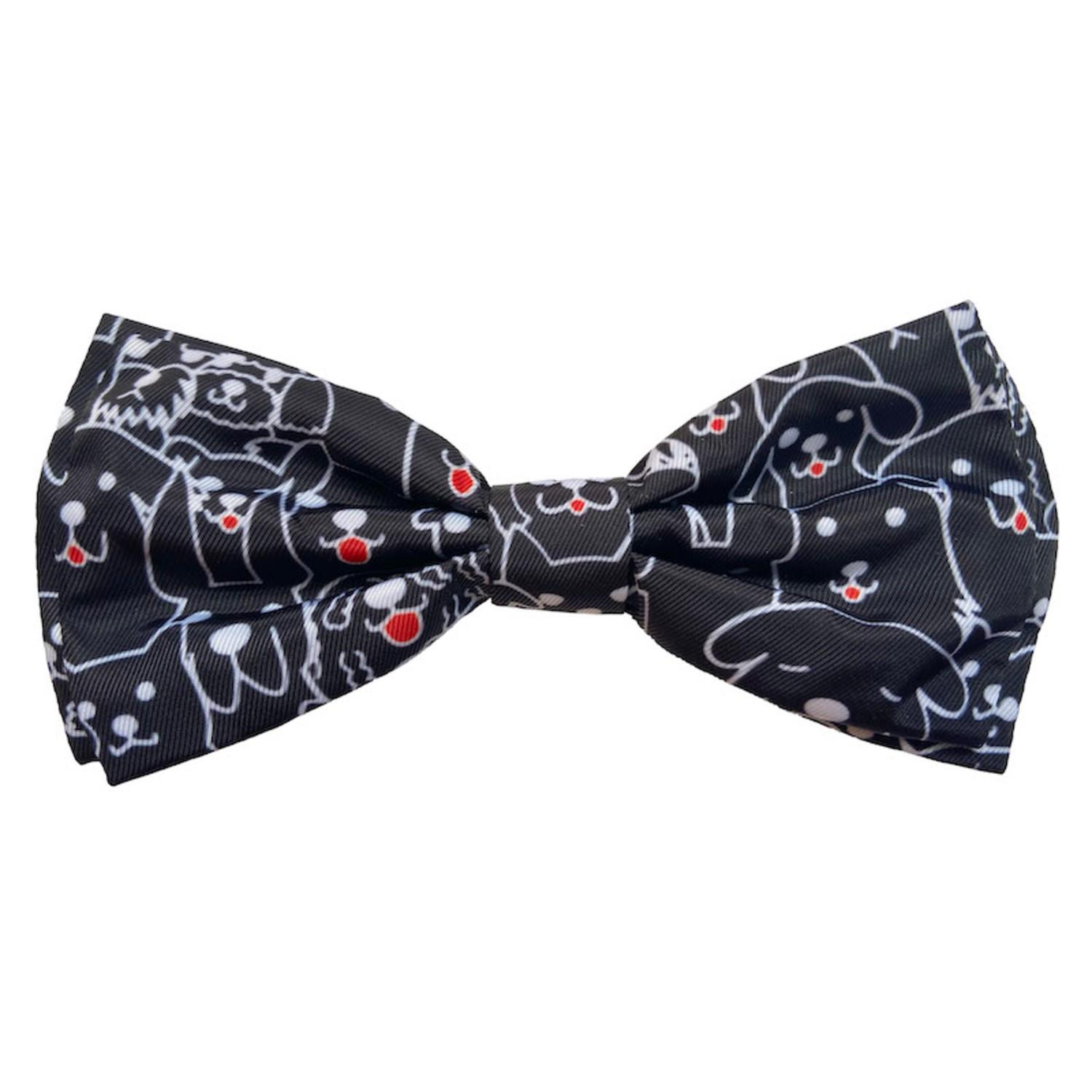 Huxley & Kent Dog and Cat Bow Tie Collar Attachment - Dog Mom