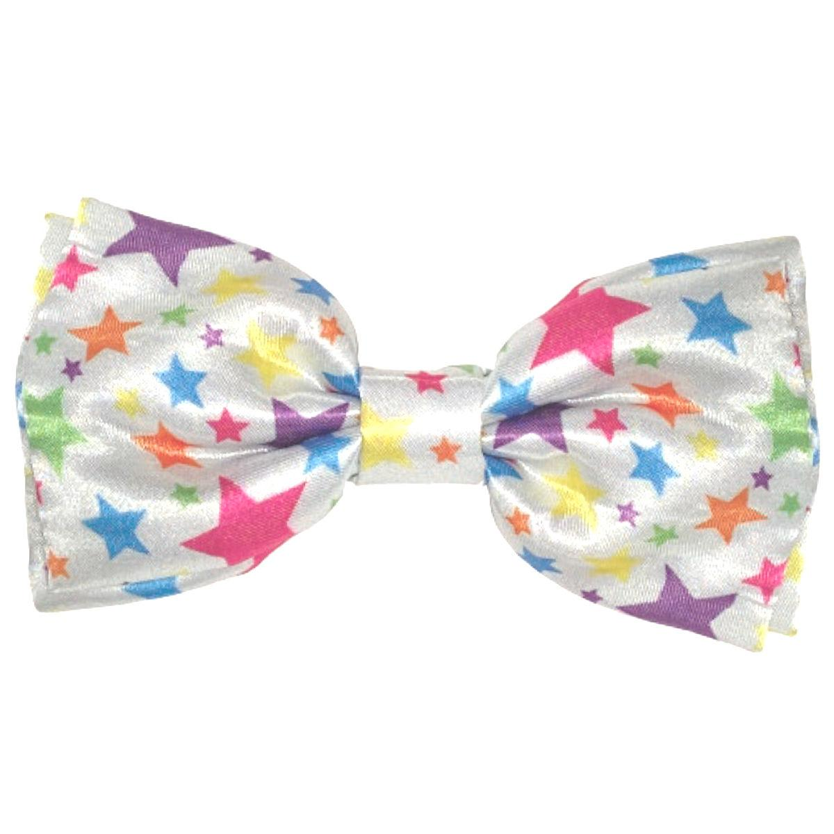 Huxley & Kent Dog and Cat Bow Tie Collar Attachment - Superstars