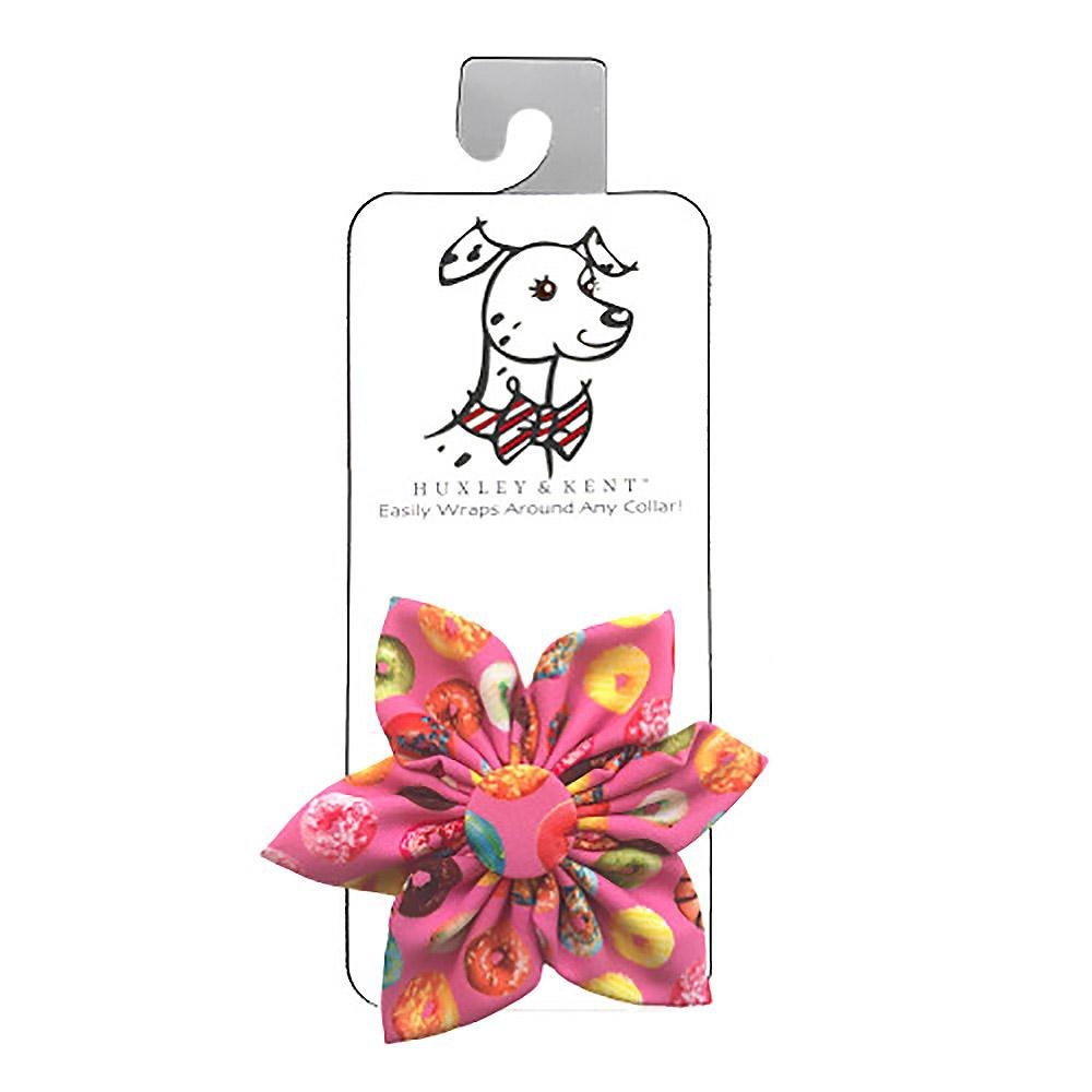 Huxley & Kent Pinwheel Pet Collar Attachment - Donut Shoppe