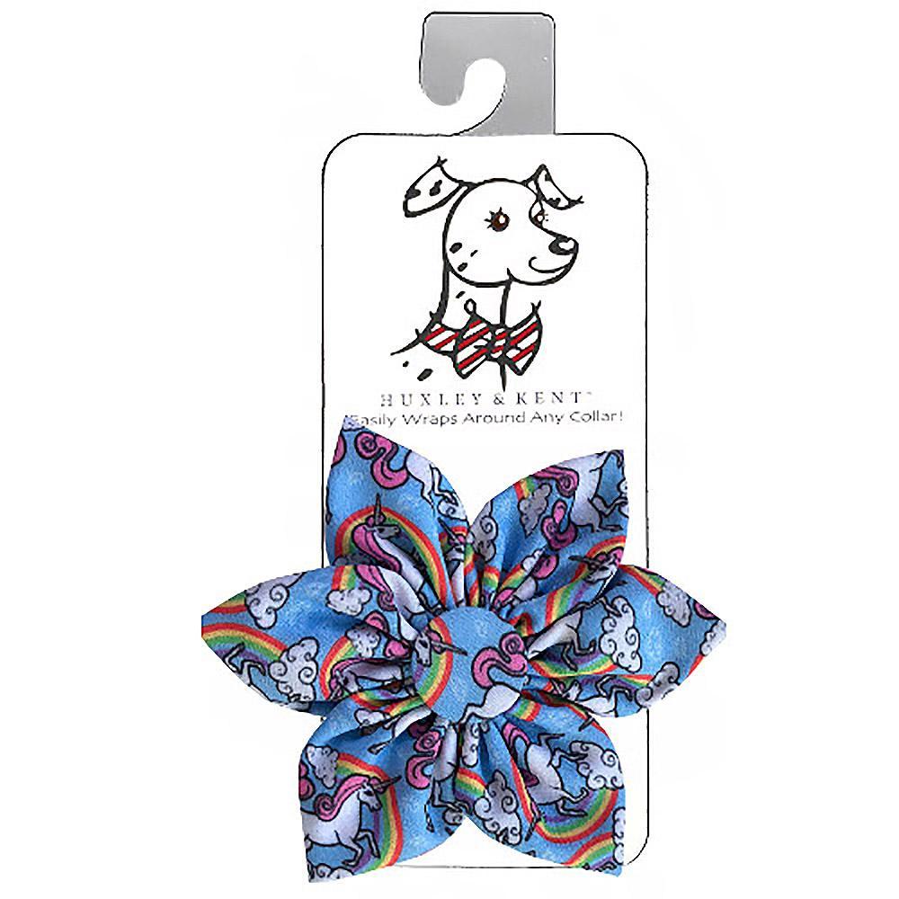 Huxley & Kent Pinwheel Pet Collar Attachment - Magic Unicorn