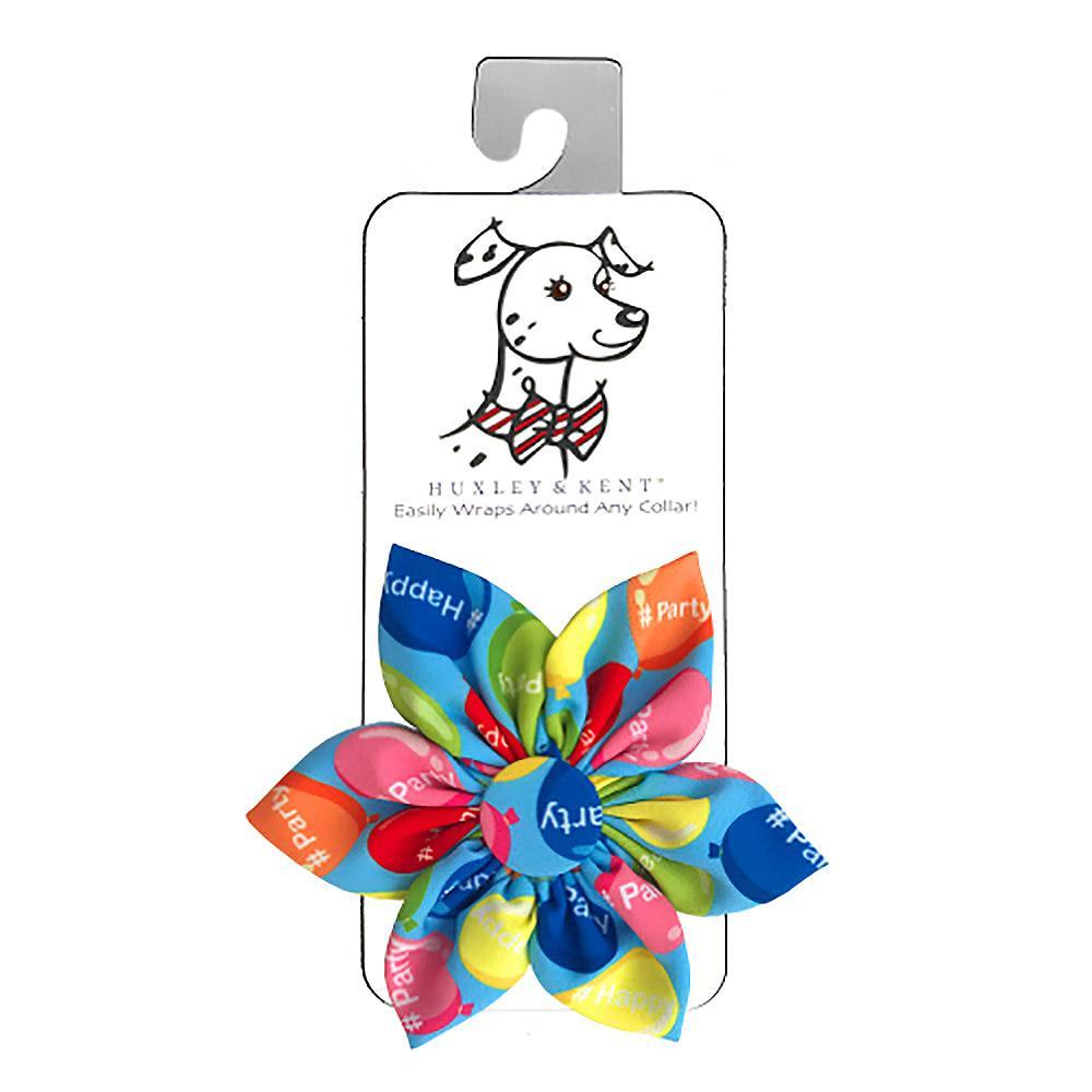 Huxley & Kent Pinwheel Dog Collar Attachment - Happy