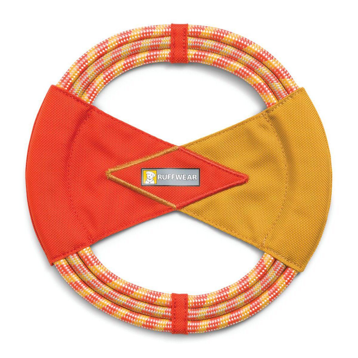 Pacific Ring Dog Toy by RuffWear - Sockeye Red