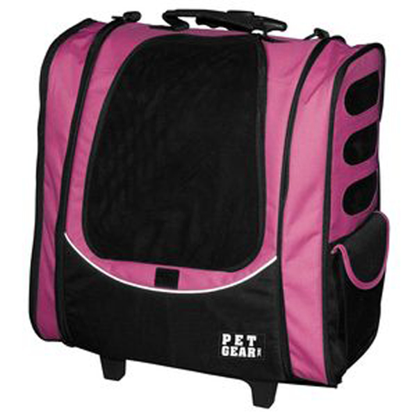 I-Go2 Escort Dog Carrier - Pink  5b2b9f1ae9