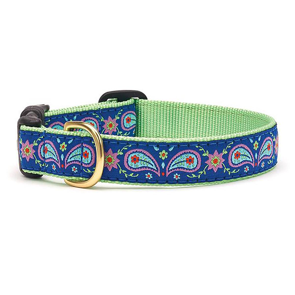 Paisley Dog Collar by Up Country
