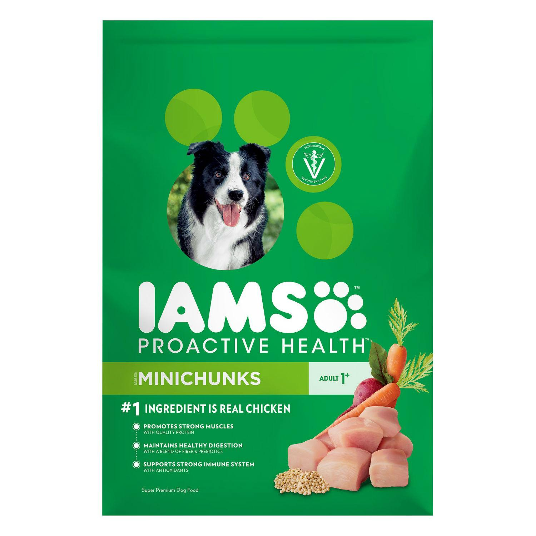 IAMS ProActive Health Dry Dog Food -  Adult Minichunks