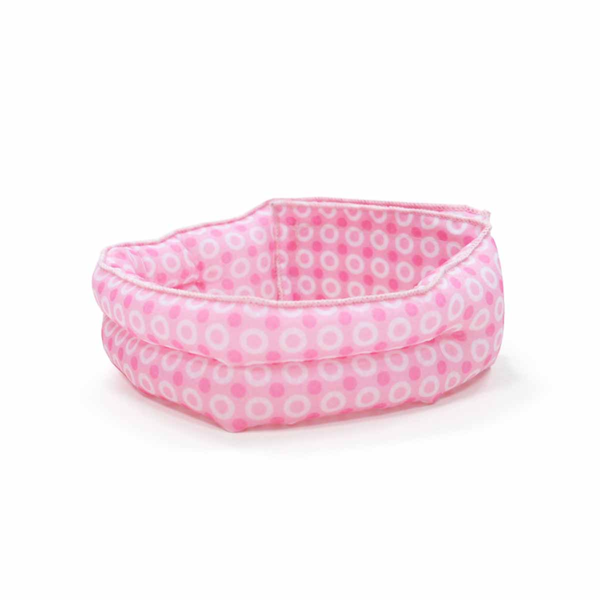 iCool Polka Dot Dog Scarf by Dogo - Pink