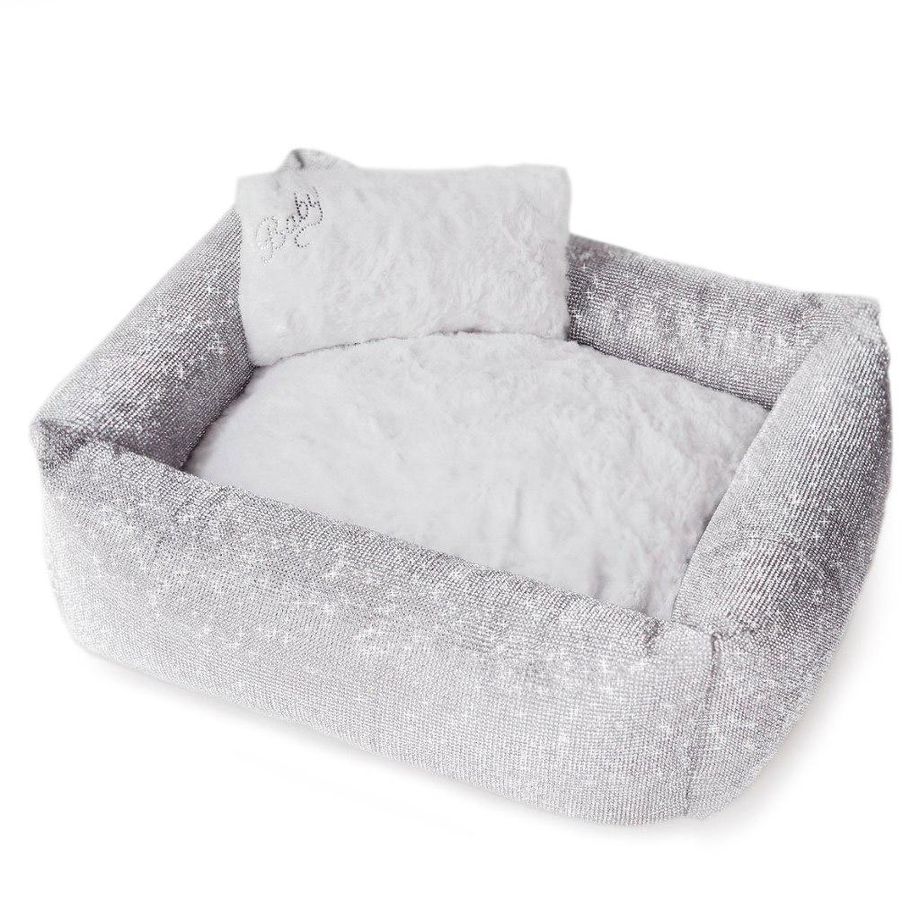 Imperial Crystal Dog Bed by Hello Doggie