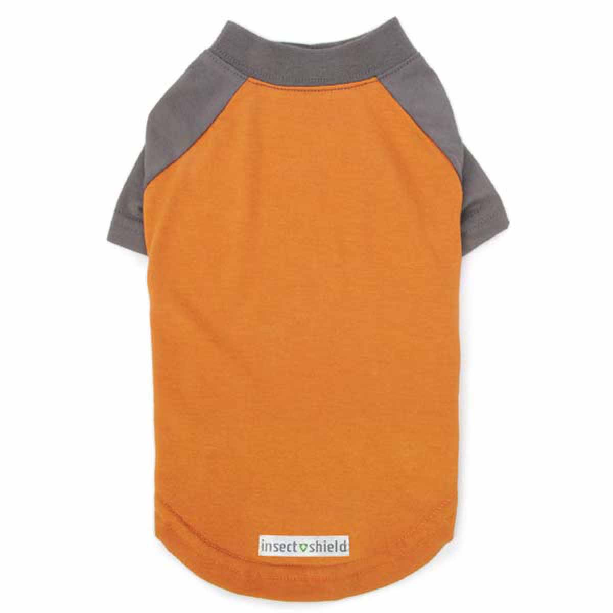 Insect Shield Premium Dog Shirt - Carrot