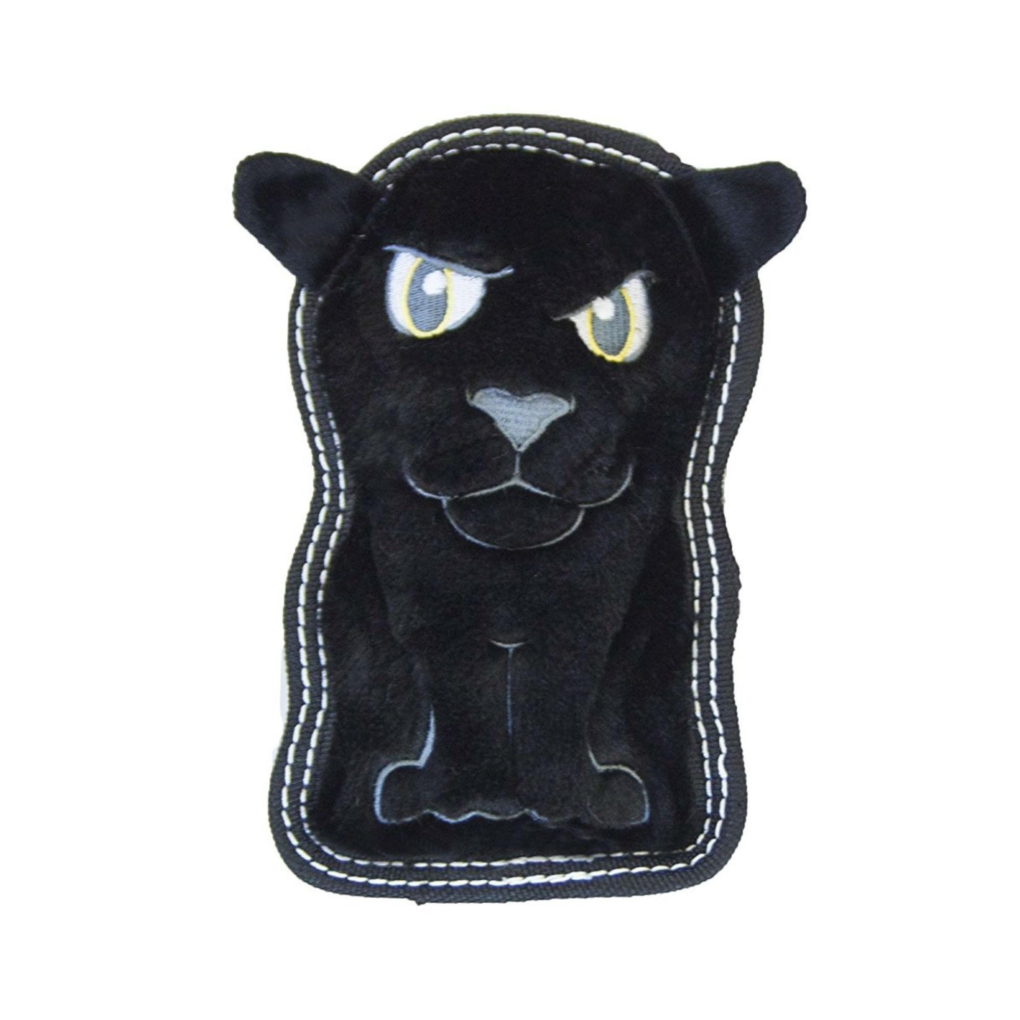 Invincibles Tough Seamz Dog Toy - Panther