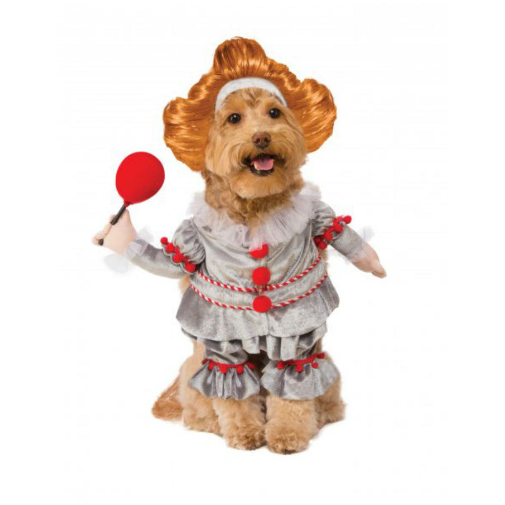 It Walking Pennywise Dog Costume By Rubies Baxterboo