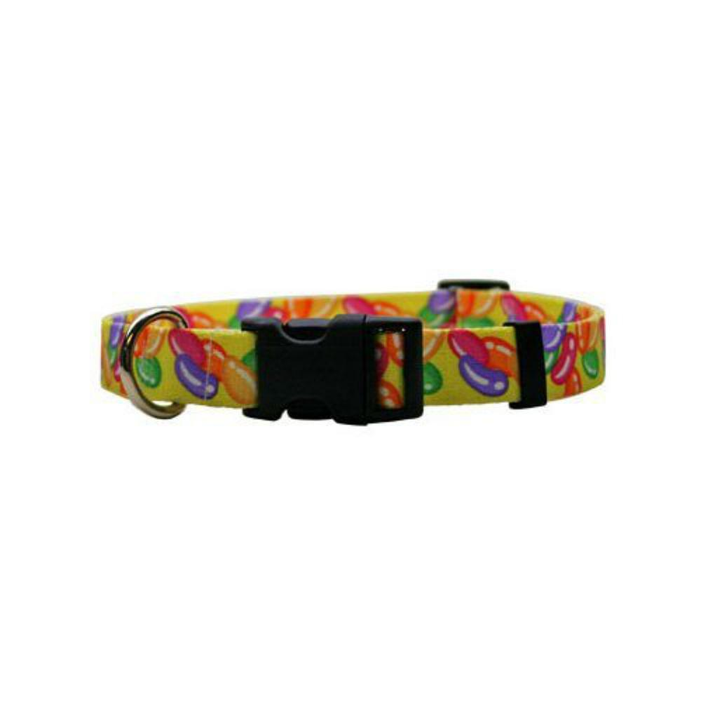 Jelly Beans Dog Collar by Yellow Dog