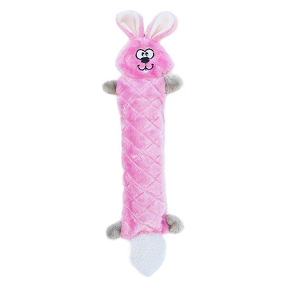 Jigglerz Dog Toy - Bunny